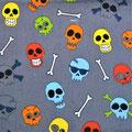 Skull Fluo