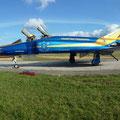 Dier erste und letzte F4 Phantom in Deutschland. Besuch beim Flyout in Wittmund