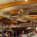 Auf dem Weg von Wittmund Zwischenstop im Segelflugmuseum Rhön