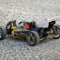 Offroad Buggy XRAY XB808, M 1:8 mit 3,5 ccm Verbrennungsmotor