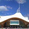 Le centre Pompidou de Metz