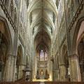 La nef de la catédrale de Metz
