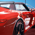 Porsche 20 -  2016   Acrylfarbe auf LW  -   1,4m x 1,7m