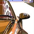 Porsche38 -  2019   Acrylfarbe auf LW  -    1,3m x 1,2m