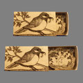 Les oisillons,  taille douce, tirage en 3 expl