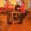 13.02.2015: Ausbildung Knoten und Bunde