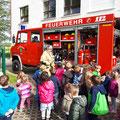 """27. April: Besuch Kindertagesstätte """"Schnatterschnabel"""" in Heubisch"""