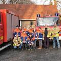 """28. Dezember: Besuch Kinder- und Jugendheim """"Die Brücke"""" in Sonneberg"""