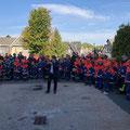 01. September: 14. Sternfahrt der Jugendfeuerwehren in Steinheid