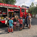 """09. Juli: Besuch Hort der Gemeinschaftsschule """"Joseph Meyer"""" in Schwärzdorf"""