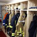21. November: Neuer Umkleideraum für die Damen unserer Einsatzabteilung