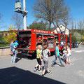 """20. April: Besuch Frühlingsfest der Gemeinschaftsschule """"Joseph Meyer"""" in Schwärzdorf"""
