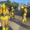14. November: Atemschutzübung in der Ortslage Föritz