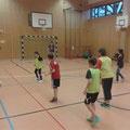 27.03.2015: Training Hallenfußballturnier