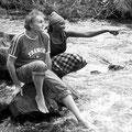 Zuhause bei meiner Frau in Meru Central - 2006