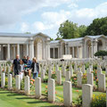 Mémorial britannique du faubourg d'Amien, à Arras