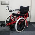 足こぎ車椅子Lサイズ側面
