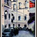 Rue de Sienne, Itali