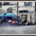 Rome café, Italie