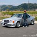W124 AMG 3.4 CE w.ver. ・・・私が soe ちゃんやけど、 何か?