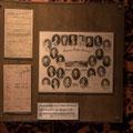 1950 senior class photos and report cards