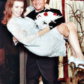 June Carter & Johnny Cash got married on March 1, 1968, in Franklin, Kentucky