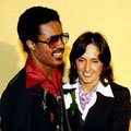 Joan Baez & Stevie Wonder, 1976