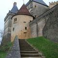 Château de Biron près de Monpazier