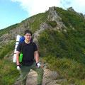 なかなか険しい岩場もありました。