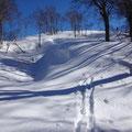 積雪もあり、順調にのぼれました。