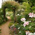 今村ガーデンに寄らせていただきました 美しい!。