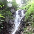 こんな滝がいくつもあります