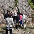 登る時の注意事項