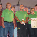 Waldviertler Dorfspiele in Pölla: 1. Platz