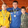 Landesmeisterschaft im Weitenbewerb U16: Philipp Fandl  2. PLATZ