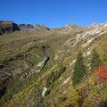 Teintes d'automne sur Foilly et Oddaz