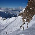 Et ça skie !