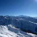 Bossetan - Mont Blanc