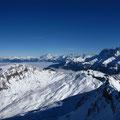 Conditions d'enneigment du côté Fornet-Chavanette