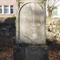 14 Anschel Grünebaum aus Bad Nauheim   † 21.10.1885