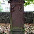 13 Michael Rosenthal aus Bad Nauheim  gest. 24.02.1885