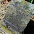 19 Kathinka Adler aus Bad Nauheim gest. 10.03.1890