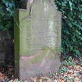 1 Sophie Rosenthal aus Bad Nauheim † 26.05.1866
