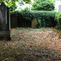 Hirsch Löb, Grabstätte ohne Grabstein