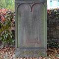 7 Simon Morgenstern aus Düdelsheim gest. 20.08.1872