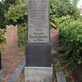 38 David Jawitz aus Wilna gest.  31.05.1897