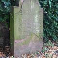 1 Sophie Rosenthal aus Bad Nauheim, gest. 26.05.1866