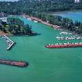 Balatonföldvár Harbour