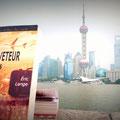 Le Sauveteur' à Shanghai. Merci à Cleme.