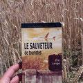 Le Sauveteur' dans un champ de blé. Merci à Tgy MT.